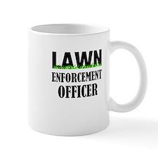 Lawn Enforcement Officer Mugs