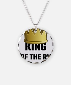 King Of The RV Necklace