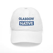 GLASGOW native Baseball Cap