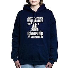 Just Another Wine Drinke Women's Hooded Sweatshirt