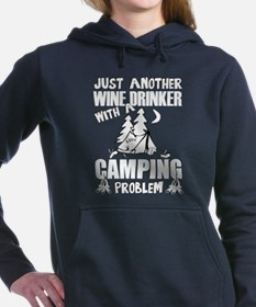 Just Another Wine Drinke Women's Hooded Sweatshirt