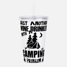 Just Another Wine Drin Acrylic Double-wall Tumbler
