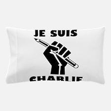 JE SUIS CHARLIE Pillow Case