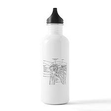 Unique Diagram Water Bottle