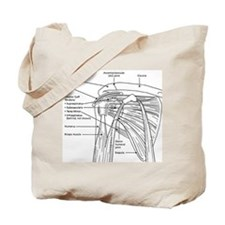 Shoulder Joint Tote Bag
