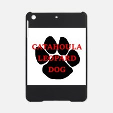 catahoula leopard dogname paw iPad Mini Case