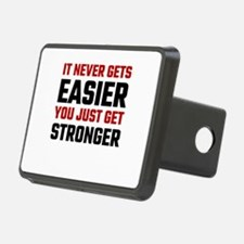 It Never Gets Easier You J Hitch Cover
