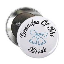 Grandpa Of The Bride Button