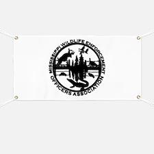 MWEOA Black Wite Banner