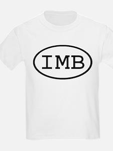 IMB Oval T-Shirt