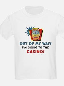 Out of my way! Ash Grey T-Shirt