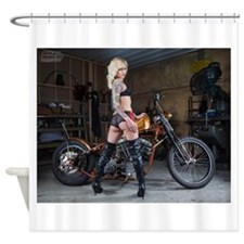 BSC_3 Shower Curtain