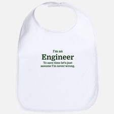 I'm an Engineer To save time Let's just assume Bib