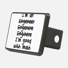 I'm An Engineer I'm Good A Hitch Cover