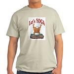 Yoga Ash Grey T-Shirt