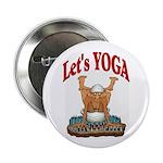 Let's Yoga Button