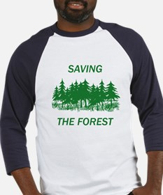 Funny Save our planet Baseball Jersey