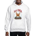 Let's Yoga Hooded Sweatshirt