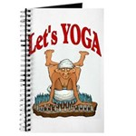 Let's Yoga Journal