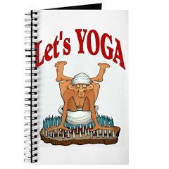 Let's Yoga Journal
