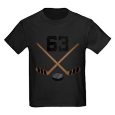Cute Personalized hockey T