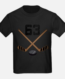 Funny Personalized hockey T