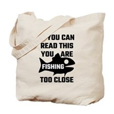 To Fish Or Not To Fish What A Stupid Ques Tote Bag