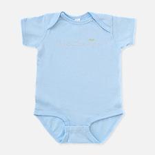Funny Italian nana Infant Bodysuit