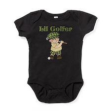 Cute Golf Baby Bodysuit