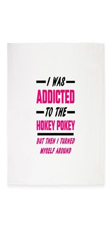 I Was Addicted To The Hokey Pokey 5\'x7\'Area Rug