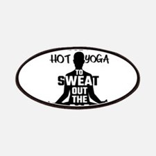 I Practice Hot Yoga To Sweat Out The Crazy Patch
