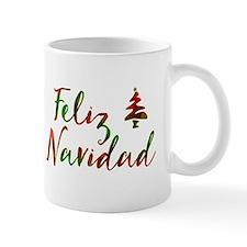 feliz navidad Mugs