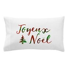 joyeux noel Pillow Case