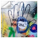 You are beautiful Wall Decals