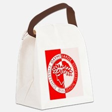 Olympiacos FC 3 Canvas Lunch Bag