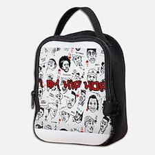 hiphopcards Neoprene Lunch Bag