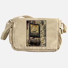 Unique Brett Messenger Bag