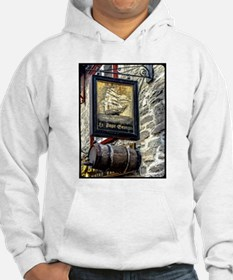 Cute Old quebec port panoramic view canada city Hoodie