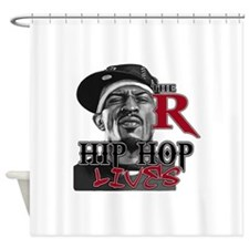 The R Shower Curtain