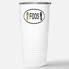 Unique Foosball Travel Mug
