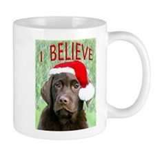 Unique Chocolate labrador Mug