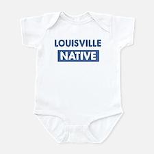 LOUISVILLE native Infant Bodysuit