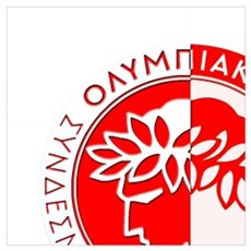 Olympiacos FC 4 Poster