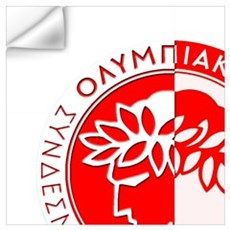 Olympiacos FC 4 Wall Decal