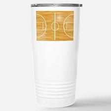 Unique College basketball Travel Mug