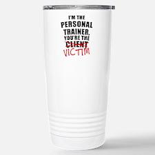 Unique Workout Travel Mug