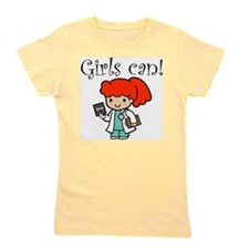 Cute Girls can Girl's Tee