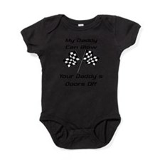 Cute Baby car Baby Bodysuit