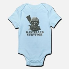 Funny Apocalypse Infant Bodysuit