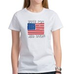 Vote for Jeb Bush Women's T-Shirt